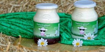 Naturbelassener Joghurt