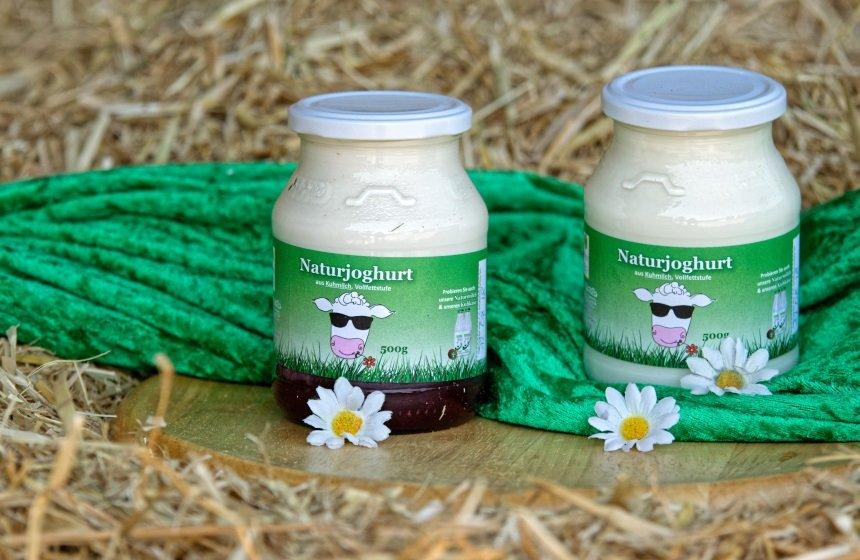 Hof Kerkmann, Joghurt