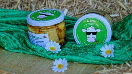 eingelegter Käse, Hof Kerkmann