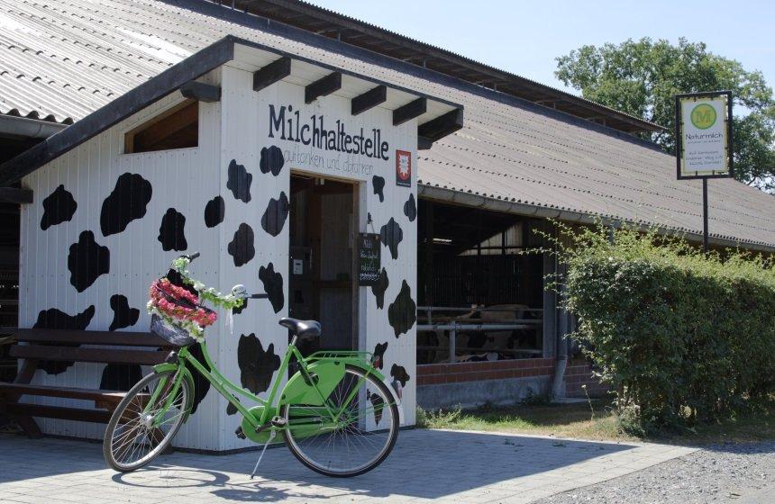 Milchhaltestelle Hof Kerkmann, Lembeck