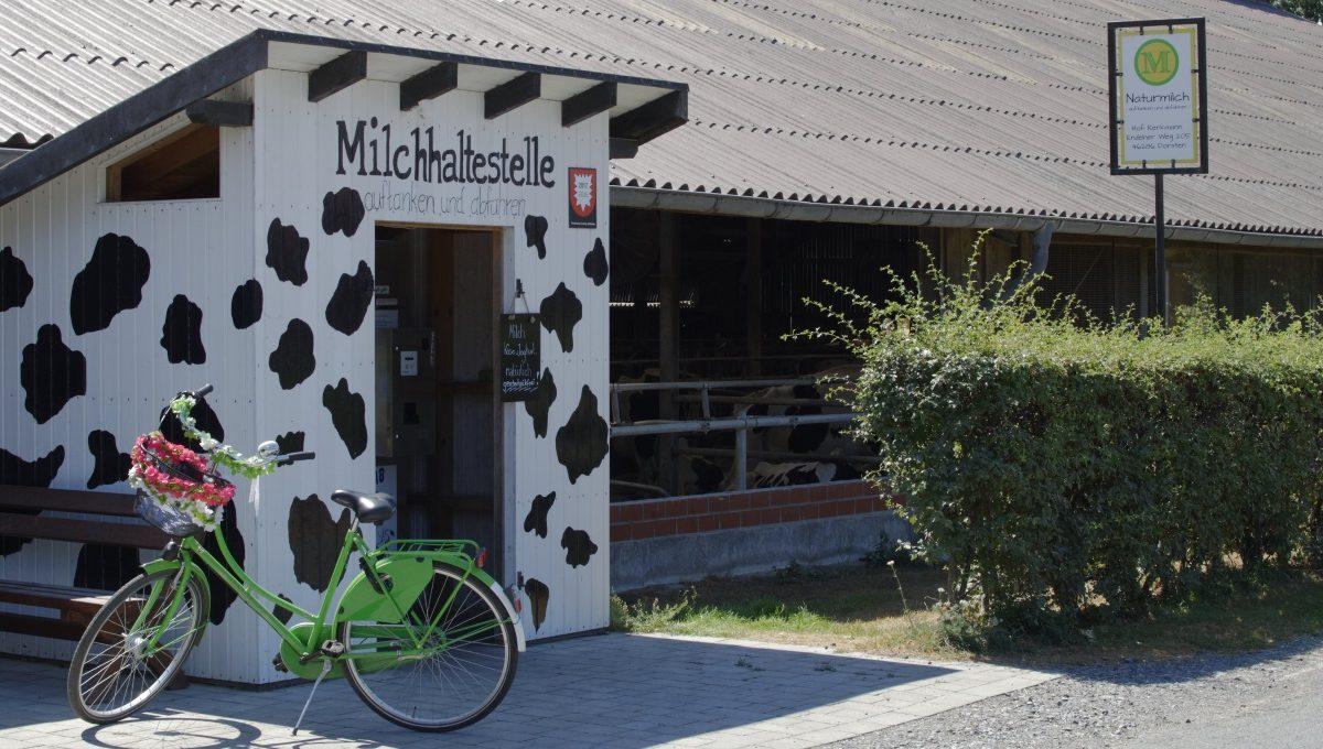 Deine Milchhaltestelle in Lembeck