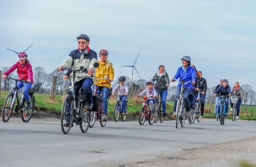 Tour de Buur in Lembeck und Rhade