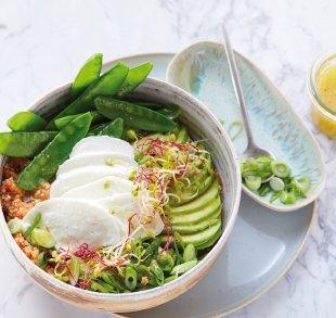 Veggie-Bowls mit Quinoa, Rezepte